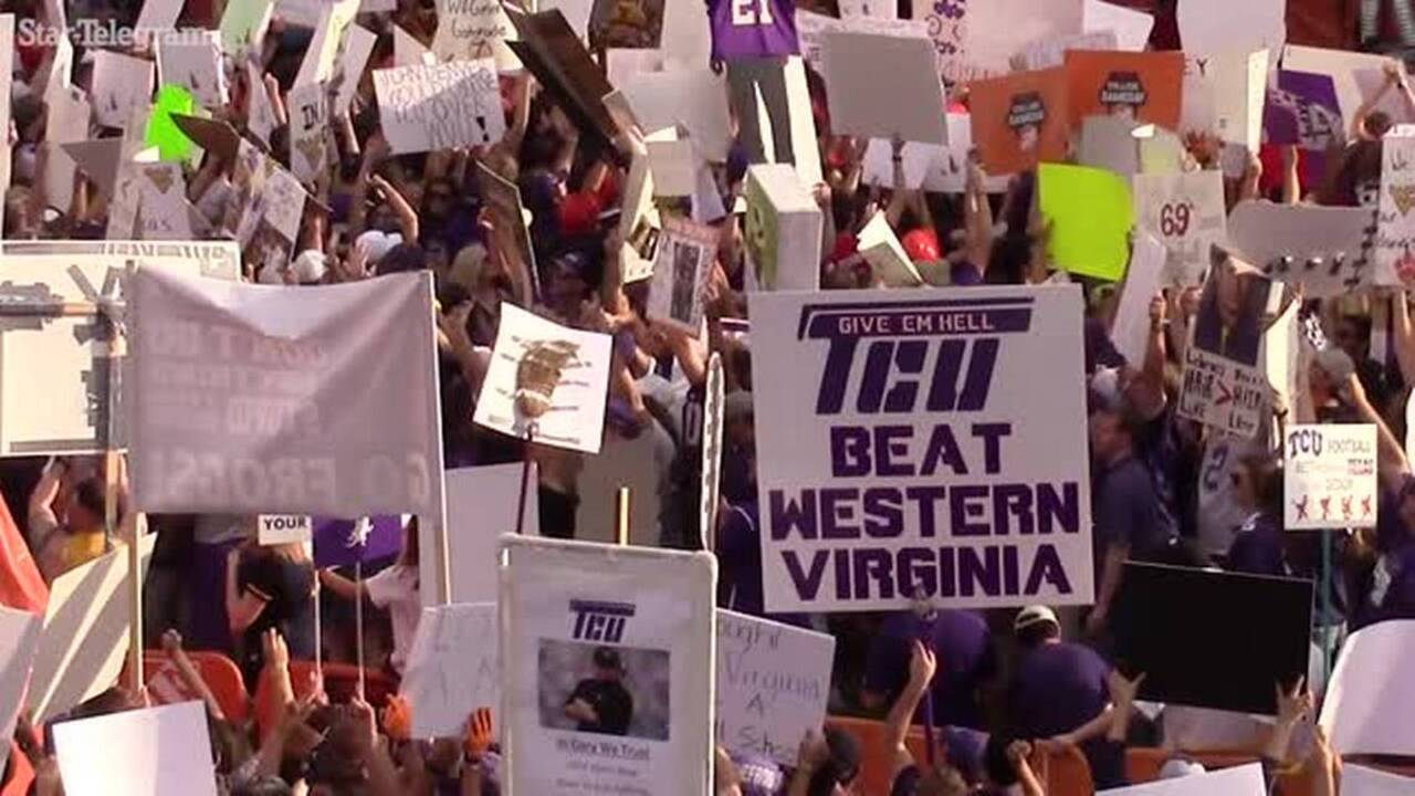 ESPN's 'College GameDay' gives Fort Worth national exposure