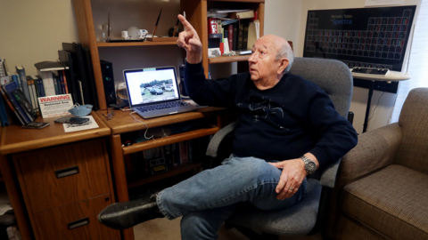 Local astronomer gets '72 seconds' of fame in one of 2020's most acclaimed films