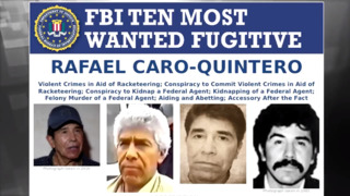 Cartel leader added to FBI's Ten Most Wanted list for allegedly murdering DEA agent