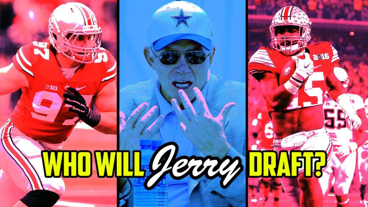 Just Chill: Thoughts on the Dallas Cowboys draft strategy