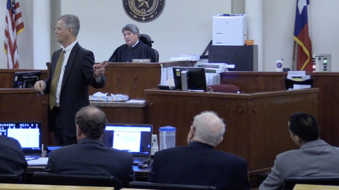 Prosecutor told jurors that Hector Acosta shot his roommate and cut off his head