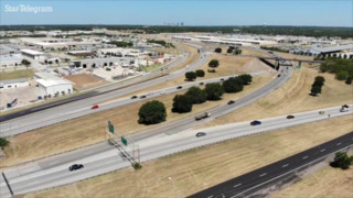 Massive rebuild coming to U.S. 287 and Interstate 20 from Fort Worth to Mansfield