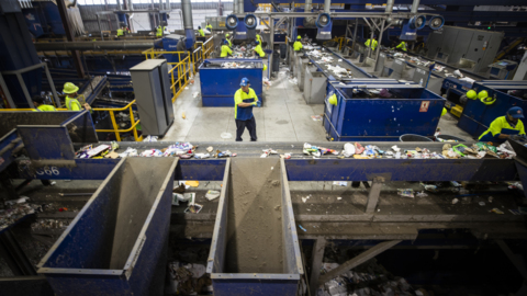 Recycling is such a part of life now, North Texans might assume it's going well. It's not