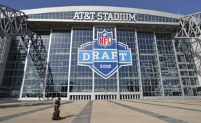 NFL Draft preparations underway at AT&T Stadium