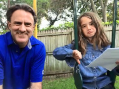 Mac Engel's mean tweets, as read by his young daughter