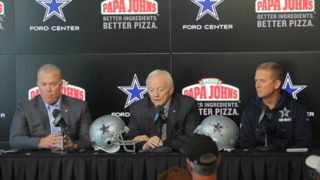 Jerry Jones talks about life after Dez