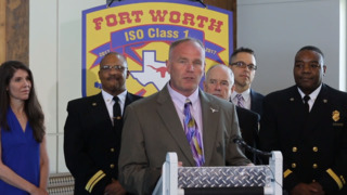 Meet Fort Worth's new fire chief