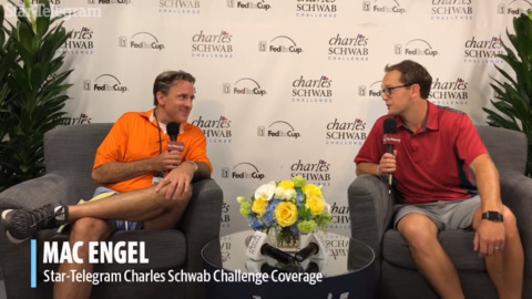 LIVE Day 2 at the Charles Schwab Challenge