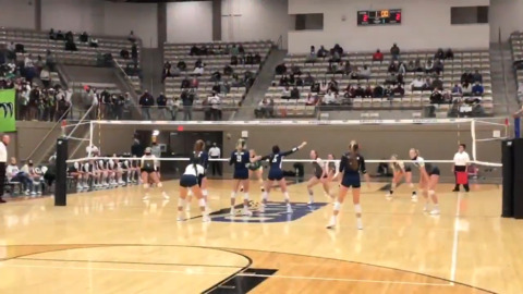 DFW high school volleyball Top 10 plays Nov. 30-Dec. 5, 2020
