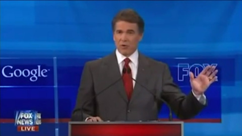Rick Perry defends tuition subsidies for undocumented immigrant students