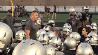 Arlington Martin coach, players talk upcoming season at spring game