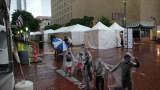 Main Street Fort Worth Arts Festival shuts down while storm passes