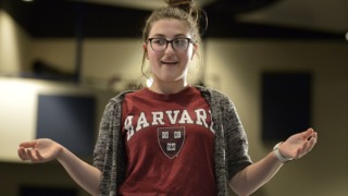 Decatur high school student Maddi Waskom heading to Harvard