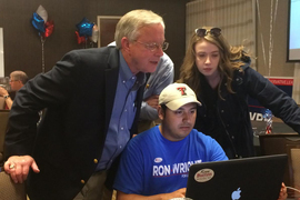 Facebook Live: Star-Telegram reports from Ron Wright's CD6 campaign watch party