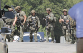 Manhunt for Fort Worth bank robbers continues
