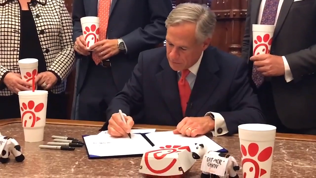 Chick-fil-A tired of fighting the culture war. Will conservatives tire of Chick-fil-A?