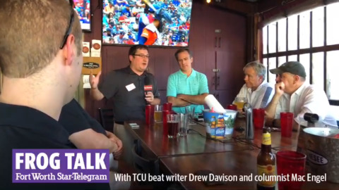 Frog Talk with Drew Davison and Mac Engel