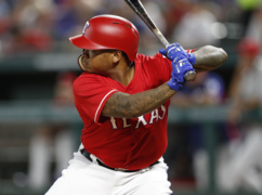 Willie Calhoun wants a stress-free stay with Rangers