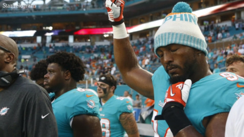 Robert Quinn to return against Miami, but will he bring back social justice protest?