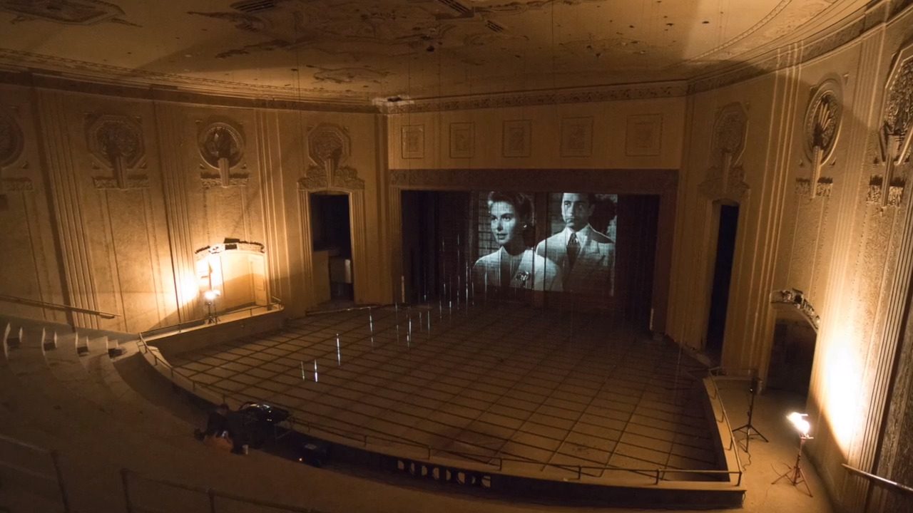 Hidden Inside A Fort Worth Tower A 1930 Movie Theater