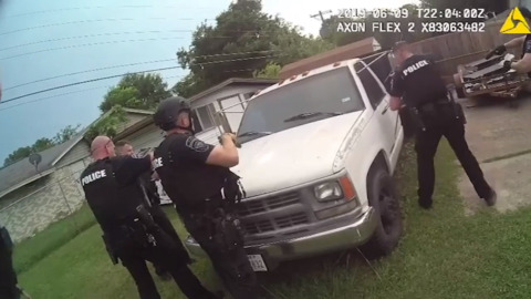 Body cam videos were supposed to build trust. But public has no power in their release