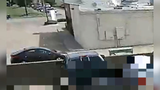 Garland police release video of vehicle driven by suspect in child sexual assault case