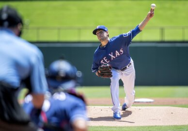 Rangers not sure how long Palumbo (blister) will be out