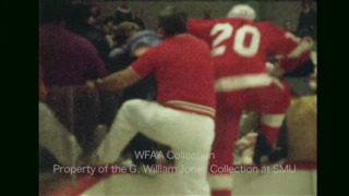 1972: One of Texas' best hockey brawls - Fort Worth Wings vs. Dallas fans
