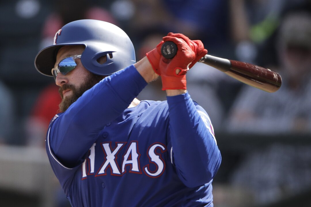 Guzman among candidates to be Rangers September call-ups