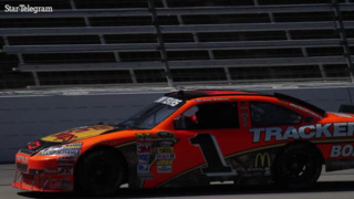 Could you survive driving at 150 mph? We hit top speed in a real NASCAR race car