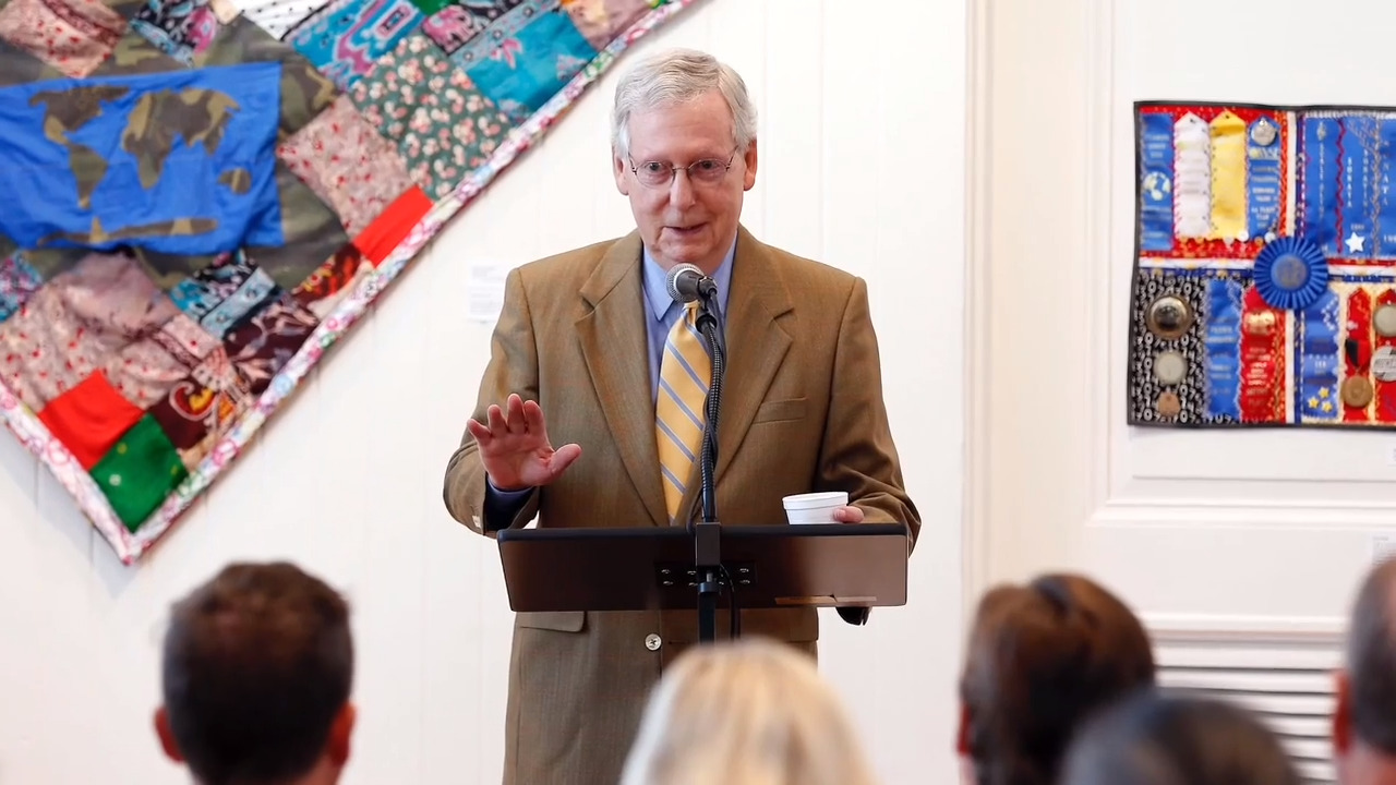 Letters to the Editor: A plea for Mitch McConnell. Seek truth over politics.
