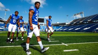 Media day moments: Check out photos of the 2018 UK football team