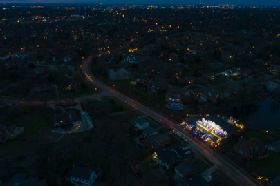 Lexington's biggest, brightest Christmas light displays