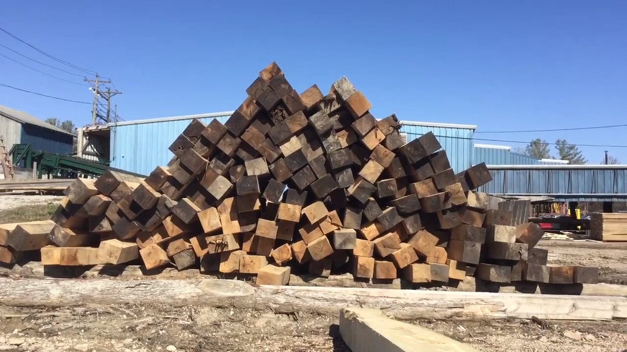 Trump's trade war has hurt Kentucky's wood-products industry. It could get worse.