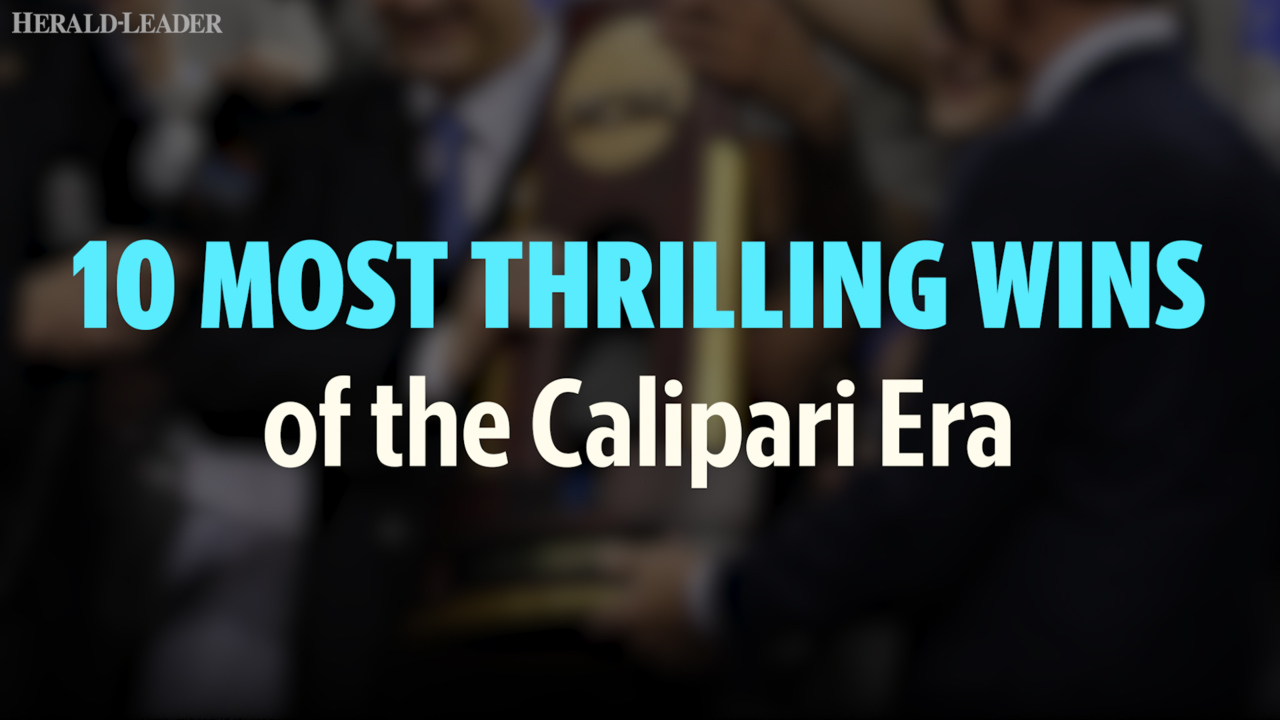 Ten Years of Coach Cal: Ranking the 10 most thrilling wins