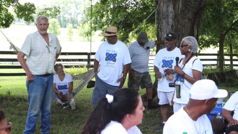 Family holds reunion at Woodford County farm where their ancestors were once enslaved