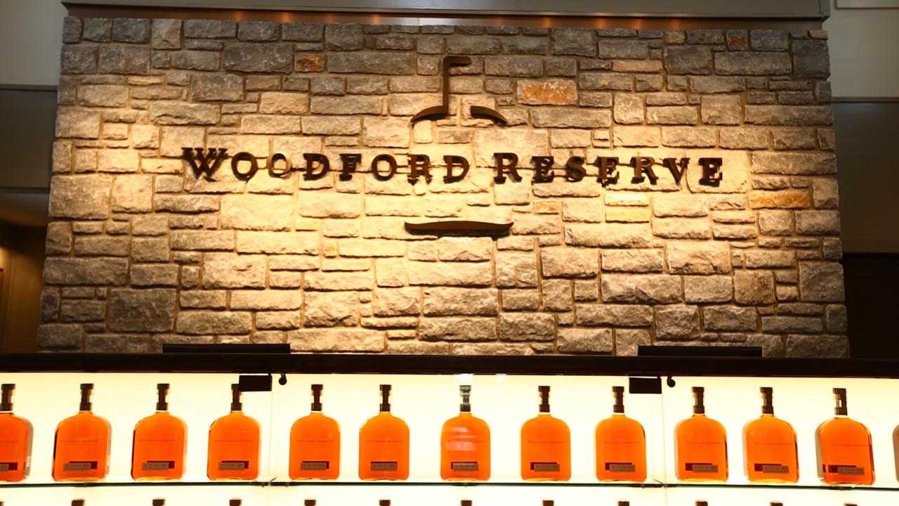 As bourbon continues to bubble over, Woodford Reserve toasts a new way to start tours