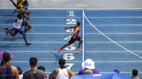 Photo slideshow: KHSAA Class 3A state track and field championships