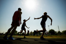 Photo slideshow: Class 3A, 6th Region track and field championships
