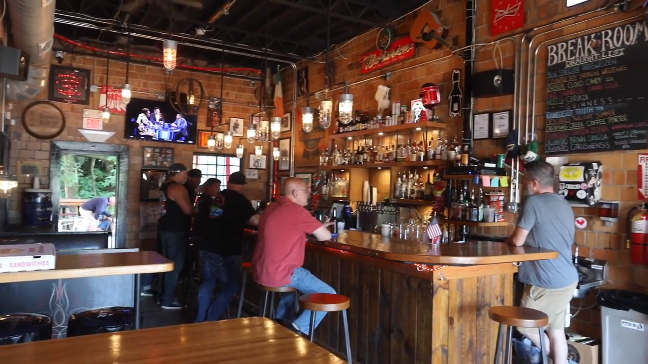 The dive bar at the heart of Lexington's hot downtown entertainment district