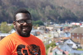 He restarted a Black Student Union in Eastern Kentucky months after a white nationalist rally