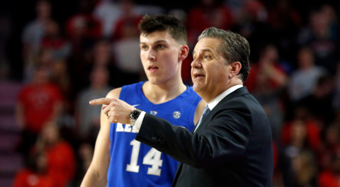 Kentucky knows defending three-pointer will be key against Auburn