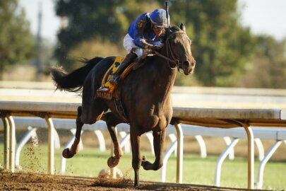 Keeneland winner Maxfield claims spot in Breeders' Cup Juvenile