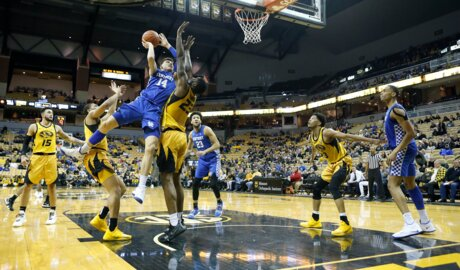 Photo slideshow: Kentucky basketball defeats Missouri 66-58