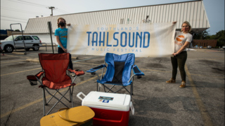 Tahlsound Music Festival hosted at future Critchfield Meats store on Southland Drive
