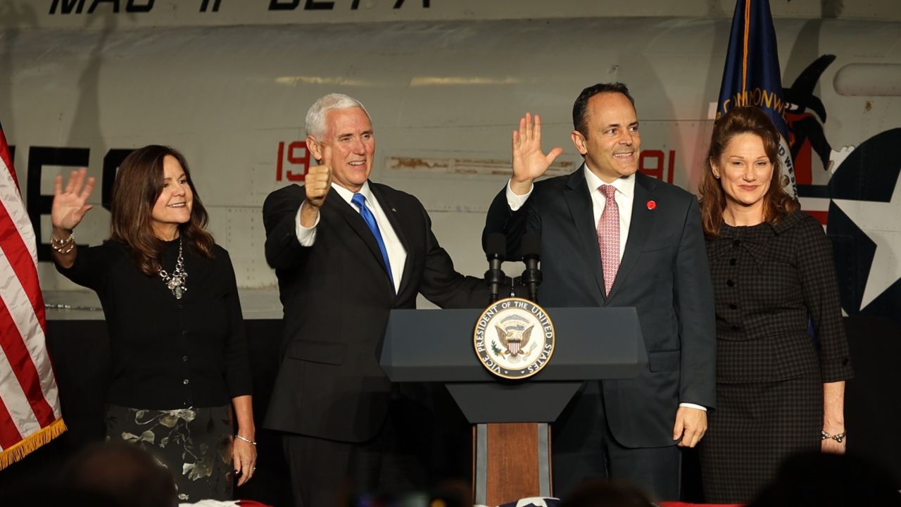 Vice President Mike Pence is coming back to Kentucky. This time to Appalachia.