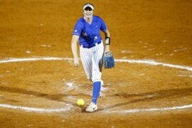 Kentucky softball team talks about rout of Notre Dame