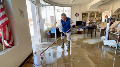 Beattyville begins to clean up after historic flood