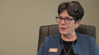 Mayoral candidate Linda Gorton: 'I believe I have the broadest leadership experience'
