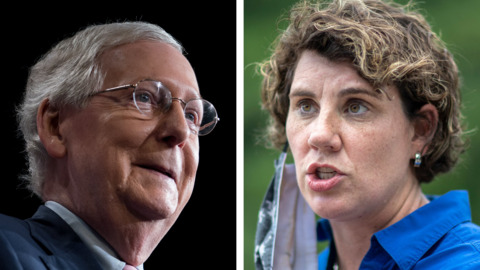 Letters to the Editor: Amy McGrath must make changes for fall campaign.